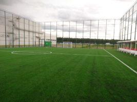 Искусственная трава для футбола 40мм.