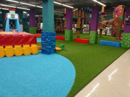 Искусственная трава ValexA в детских центрах